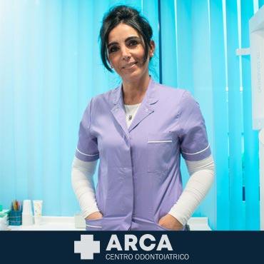 Analia Gassani, Assistente Studio Dentistico Arca Massa