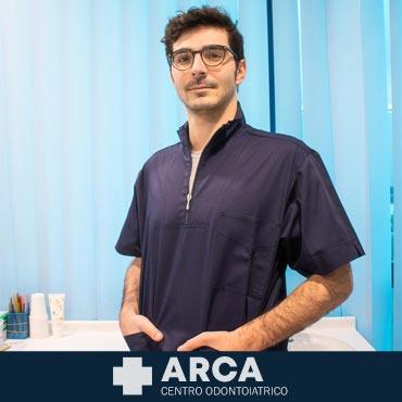 Dott. Luca Pietro Bertoneri, Medico Odontoiatra Studio Dentistico Arca Massa