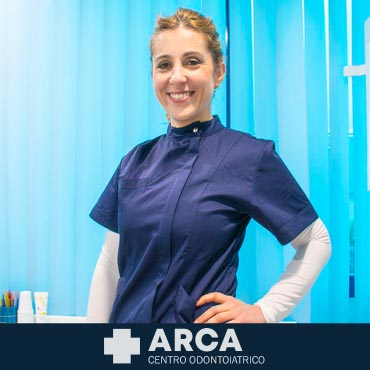 Dott.ssa Linn Bandoni, Medico Odontoiatra Studio Dentistico Arca Massa