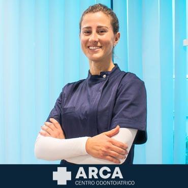 Dott.ssa Mariagiovanna Polizzi, Medico Odontoiatra Studio Dentistico Arca Massa
