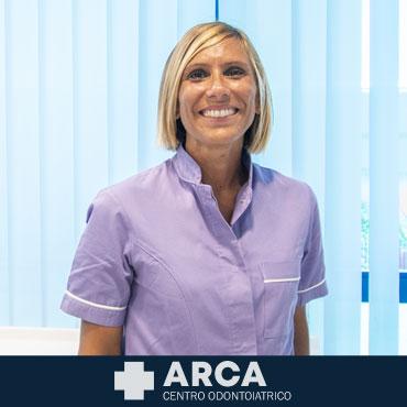 Paola Nacci, Assistente Studio Dentistico Arca Massa