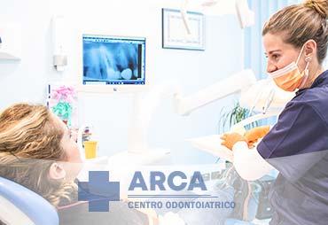 Odontoiatria Restaurativa Conservativa, trattamento proposto da Studio Dentistico Arca