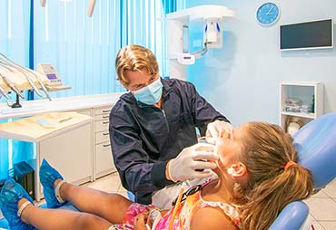 Ortodonzia, trattamento proposto da Studio Dentistico Arca